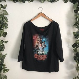🍁Sale Event🍁Stranger Things Sweater